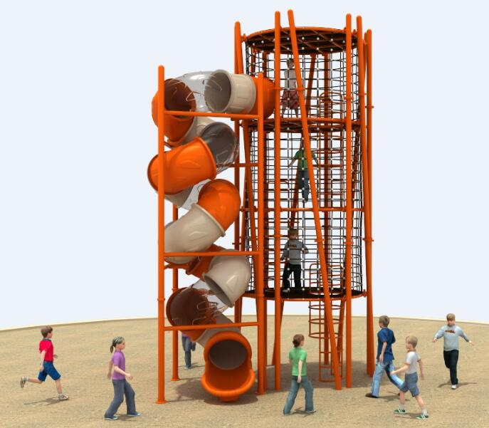 commercial playground system outdoor kids play park
