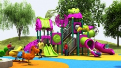 community play area outdoor