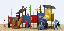 commercial kids play centre for outdoor park