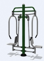 Commercial fitness equipment outdoor Mexico