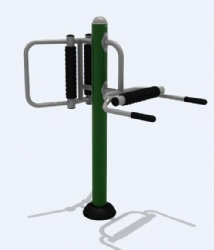 fitness equipment outdoor for parks