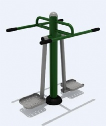 Park gym equipment with CE certificate