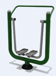 Fitness machine outdoor TUV certificate