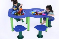 child sand and water play table lastest 2020 for amusement park