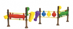 outdoor music playground equipment for lastest theme park