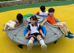 spinning playground equipment Thailand supplier