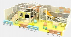 Large indoor playground structure for sale