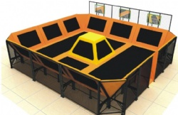 commercial jumping courts
